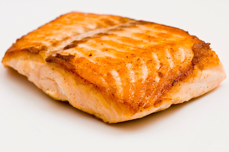 Cooked Salmon,N...